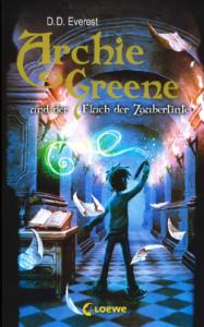 Archie Greene Alchemist Curse
