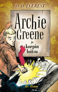Archie_Greene_and_the_Ravens_Spell_FinlandArchie_Greene_Ravens_Spell_Finland_Finnish